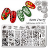 Диск Stamping Nail art L013