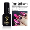 Топ Brilliant Lunail без липкого слоя 18 ml